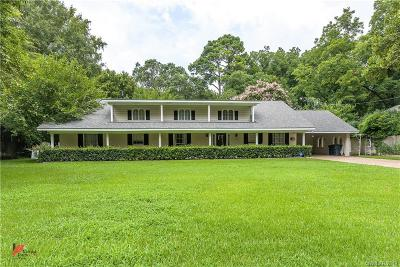 Shreveport Single Family Home For Sale: 172 Ockley Drive