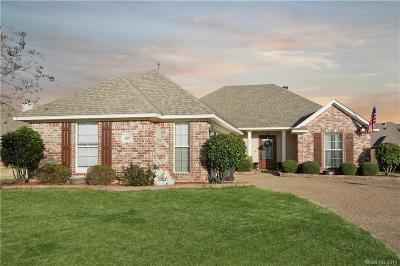 Bossier City Single Family Home For Sale: 407 Half Moon Lane
