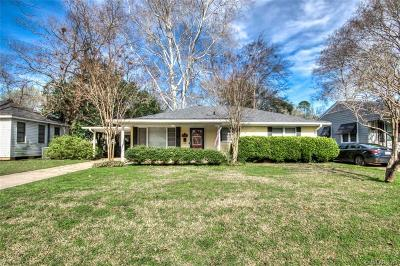 Shreveport Single Family Home For Sale: 214 Arthur
