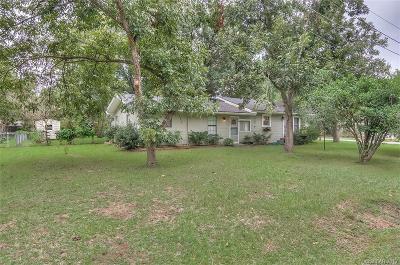 Shreveport Single Family Home For Sale: 341 W Garfield Avenue