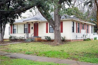 Shreveport Single Family Home For Sale: 4361 Clingman Drive