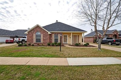 Bossier City Single Family Home For Sale: 2103 W Belle Haven Drive