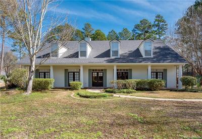 Shreveport Single Family Home For Sale: 2837 Tuscany