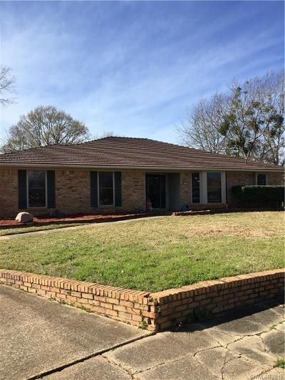 Bossier City Single Family Home For Sale: 5300 Bayou Drive