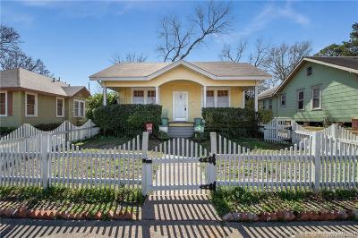 Shreveport Single Family Home For Sale: 627 Gladstone Boulevard
