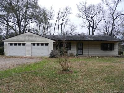 Single Family Home For Sale: 821 Deer Park Road