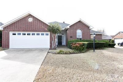 Shreveport Single Family Home For Sale: 105 Palisade Lane