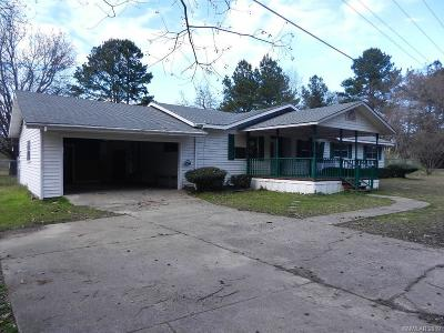Keithville Single Family Home For Sale: 7524 Colquitt Road