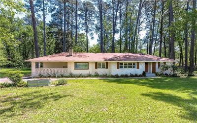 Shreveport Single Family Home For Sale: 5931 Dillingham Avenue