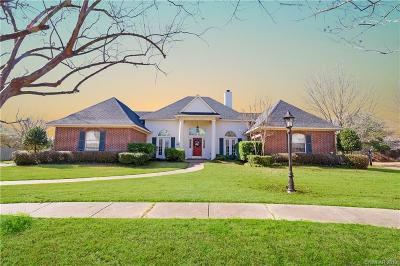Shreveport Single Family Home For Sale: 400 Bellchase