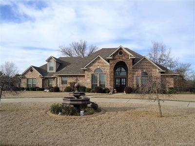 Greenwood Single Family Home For Sale: 9060 Cherry Ridge Boulevard