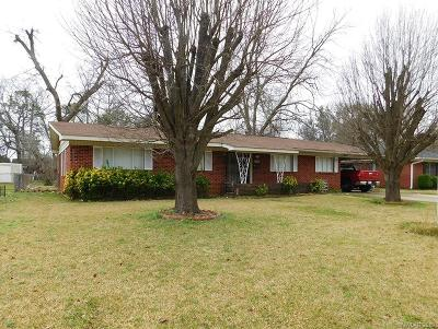 Bossier City Single Family Home For Sale: 2418 Waverly Drive