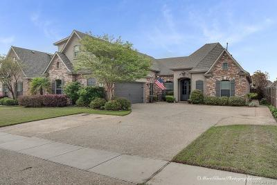 Bossier City LA Single Family Home Active Under Contract: $308,900