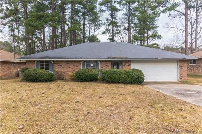 Shreveport Single Family Home For Sale: 1033 Woodshire
