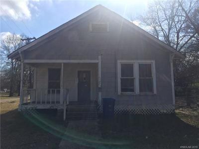 Shreveport Single Family Home For Sale: 3001 Regent Street