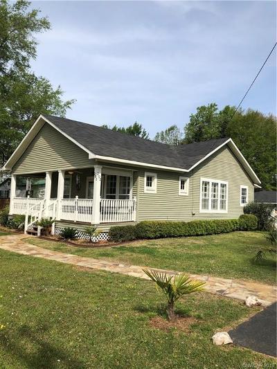 Shreveport Single Family Home For Sale: 202 Flournoy Lucas Road