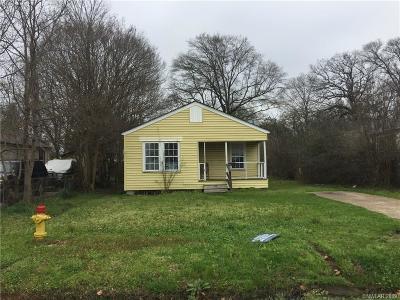 Shreveport Single Family Home For Sale: 2632 Desoto Street