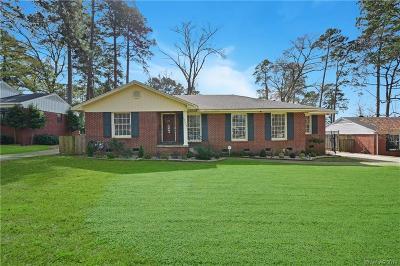 Shreveport Single Family Home For Sale: 707 Thora Boulevard