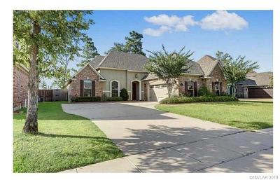Benton Single Family Home For Sale: 281 Danielle Drive