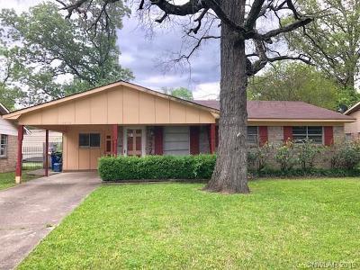Shreveport Single Family Home For Sale: 9373 Jessica Drive
