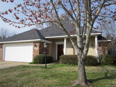 Shreveport Single Family Home For Sale: 1022 Azalea Garden Drive