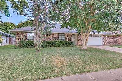 Shreveport Single Family Home For Sale: 8617 Chalmette Drive