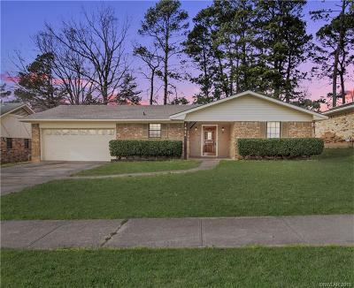 Single Family Home For Sale: 1624 Shady Lane