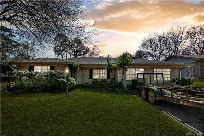 Shreveport Single Family Home For Sale: 2123 Urbandale Street