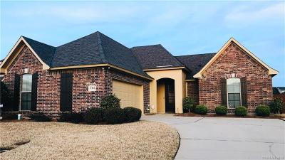 Bossier City LA Single Family Home For Sale: $219,900