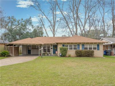 Shreveport Single Family Home For Sale: 130 Justin Avenue