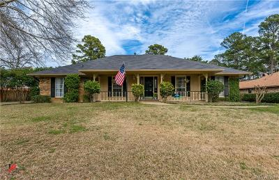 Shreveport LA Single Family Home For Sale: $233,400