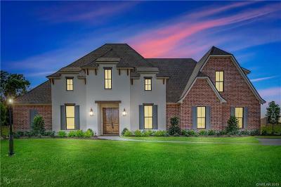 Benton Single Family Home For Sale: 748 Smokehouse