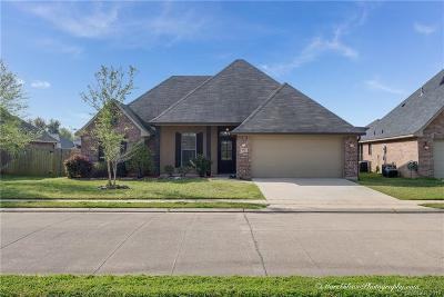 Bossier City LA Single Family Home For Sale: $232,500