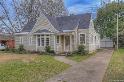Shreveport LA Single Family Home For Sale: $249,900