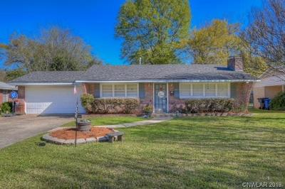 Clingman Park, Clingman Park Broadmoor Single Family Home For Sale: 462 Pennsylvania Avenue