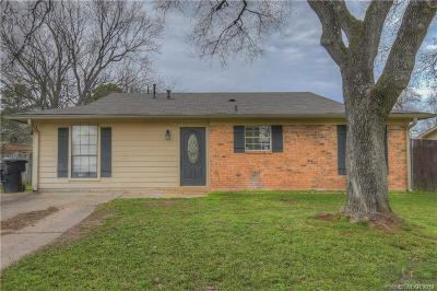 Bossier City LA Single Family Home For Sale: $147,000