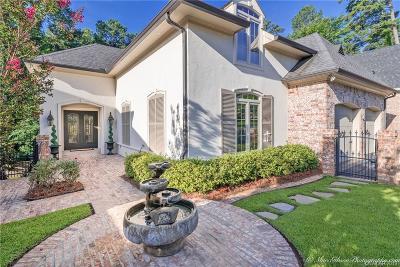 Shreveport Single Family Home For Sale: 7717 Creswell Road #23