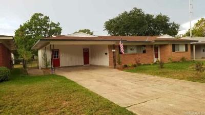 Bossier City LA Single Family Home For Sale: $138,000