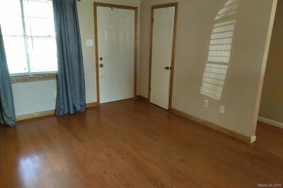 Bossier City LA Single Family Home For Sale: $115,000