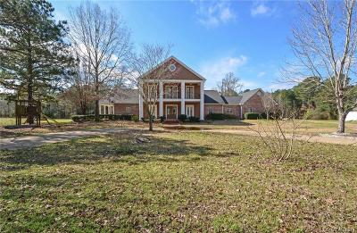 Benton Single Family Home For Sale: 456 Crouch Road