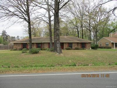Haughton Single Family Home For Sale: 8703 Dogwood Trail