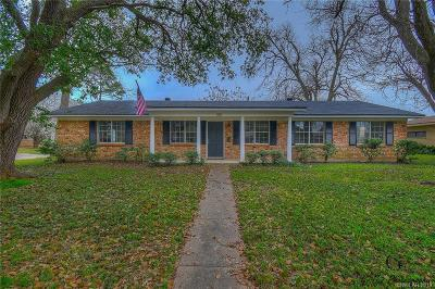 Shreveport LA Single Family Home For Sale: $229,000