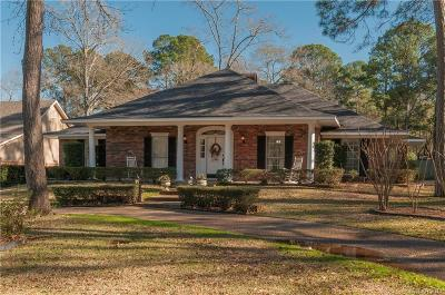 Shreveport LA Single Family Home For Sale: $284,900