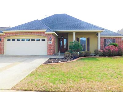 Bossier City LA Single Family Home For Sale: $227,500