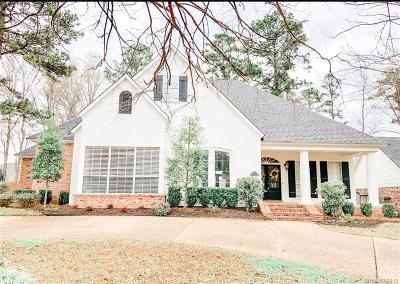 Shreveport Single Family Home For Sale: 10685 Longfellow Trace