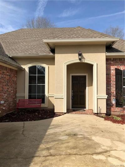 Benton Single Family Home For Sale: 128 Lone Oak Street