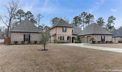 Benton Single Family Home Active Under Contract: 1007 Woodlake Ridge Road