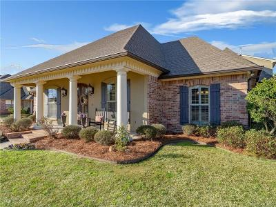 Bossier City Single Family Home For Sale: 925 Blair Crossing