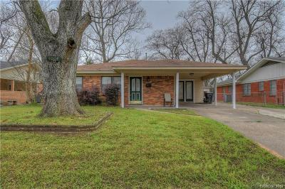 Bossier City Single Family Home For Sale: 4004 Lark Street