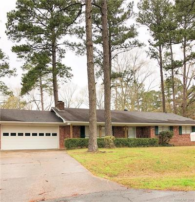 Haughton Single Family Home For Sale: 102 Pine Lake Drive